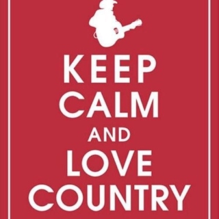 I'm a little more country than that.
