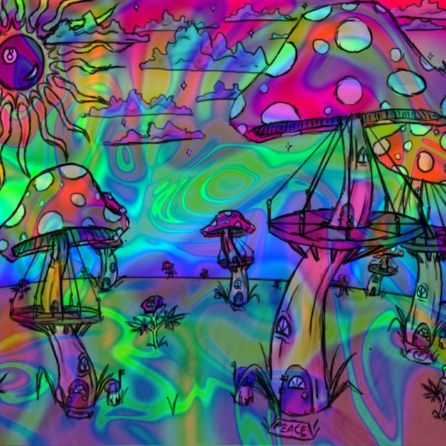 Psychedelic Oldies