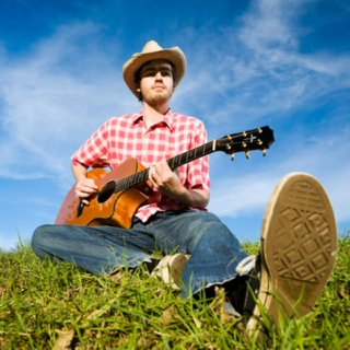 country music singer-songwriting story telling