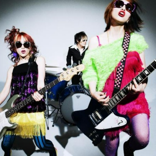 Female-Led Japanese Rock