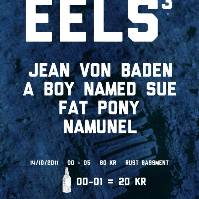 Eels Do Rust mixtape