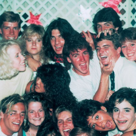 1980's High School Party !
