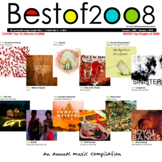 Malted Music's Best of 2008