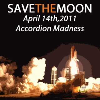 Save the Moon: August 14th (Accordions)