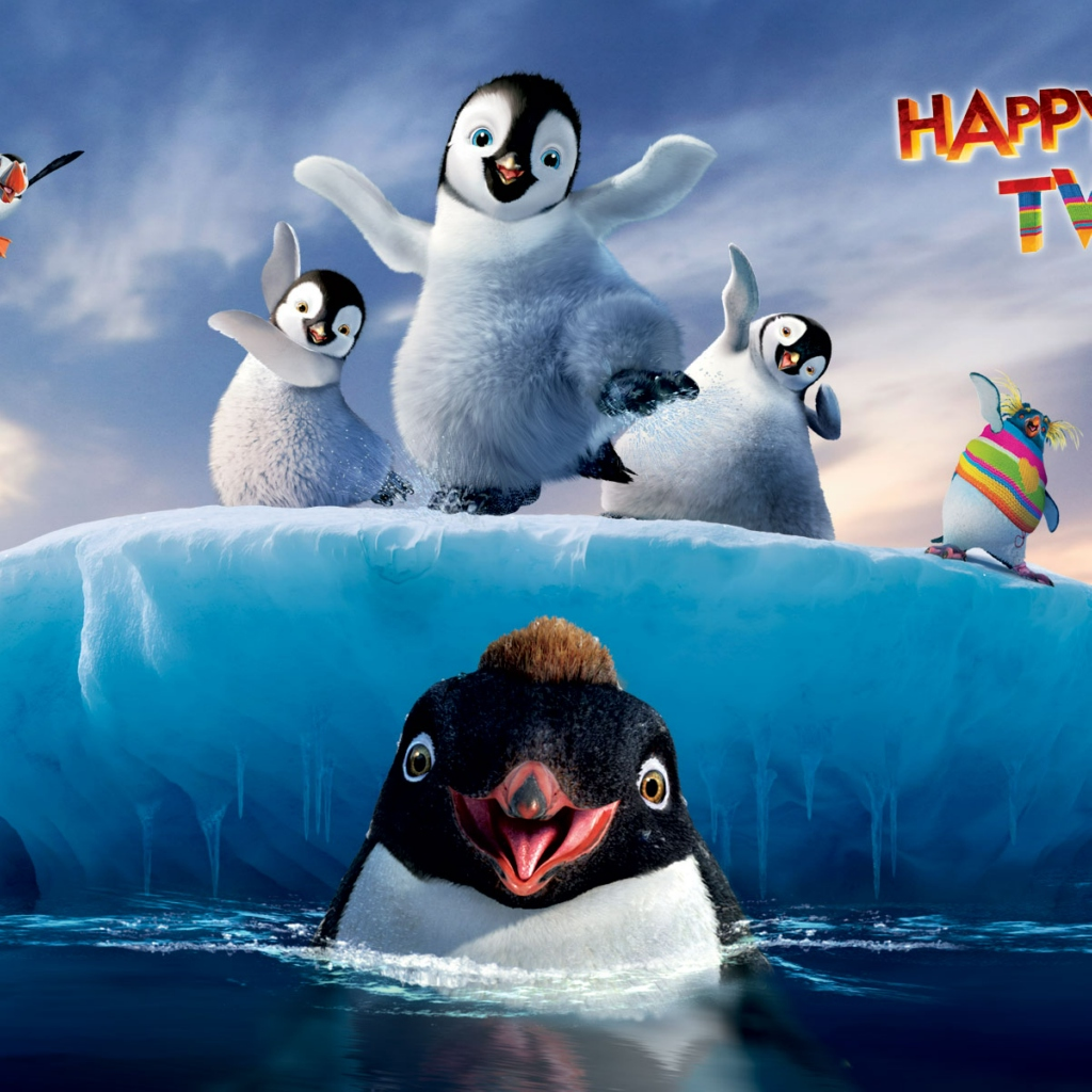 8tracks radio | happy feet ;d (11 songs) | free and music playlist