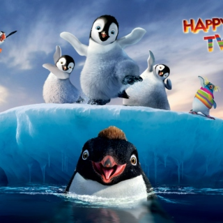 Happy Feet ;D