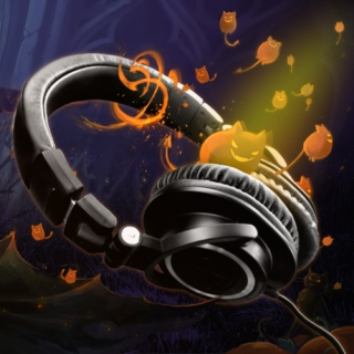 Haunted HeadPhones (A Halloween Mix)
