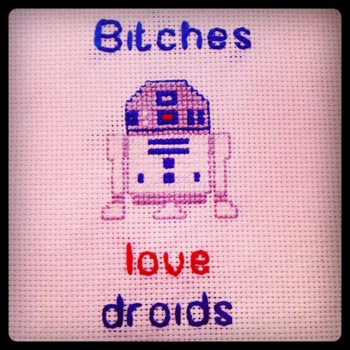 Bitches love droids (lost podcast)