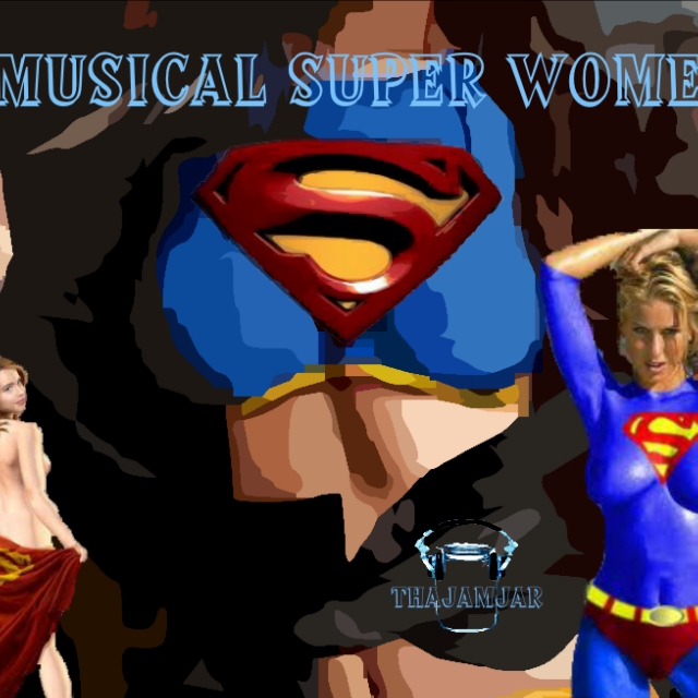 """Musical Super Women """"Flying Solo and Strong"""""""