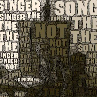 the song not the singer