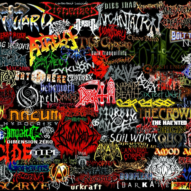 "In The ""Death Metal"" Mood"