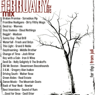Mix for THP - February 2012