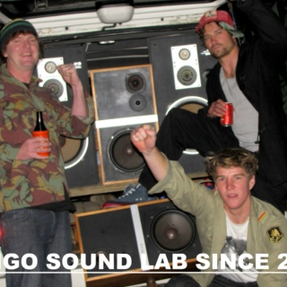 BONGO SOUND LAB BEST OF MEGA HITS VOL: 1, 2012