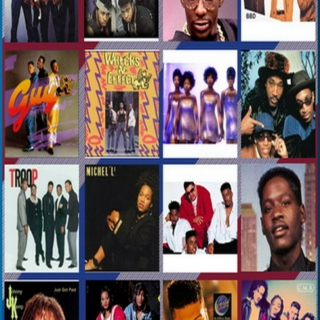 New Jack Swing & RnB