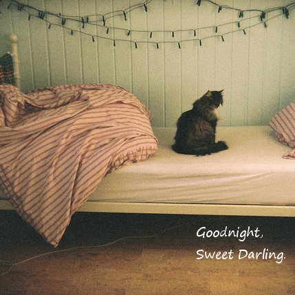 Goodnight, Sweet Darling.