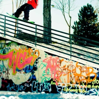 Riding 101 - The Snowboard Mix