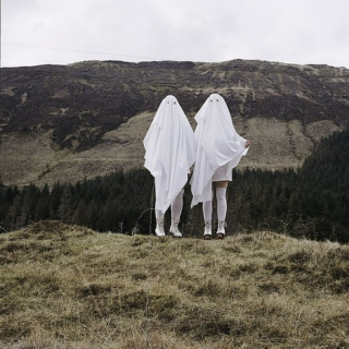 Ghosts on a Hill