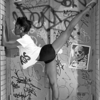 The Black Ballerina