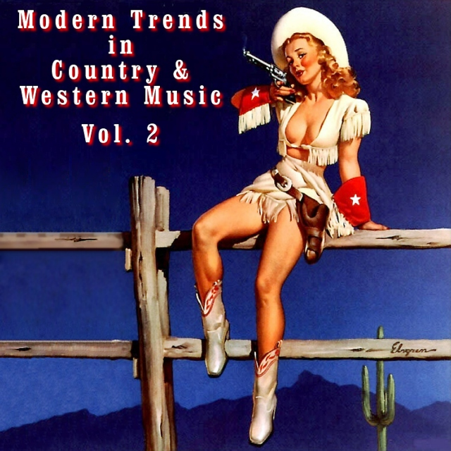 Modern Trends in Country & Western Music, Vol. 2