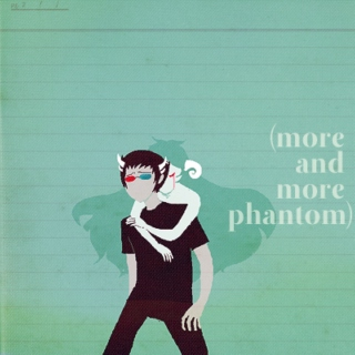 more and more phantom.