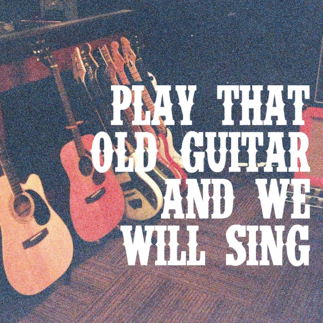 That Old Guitar