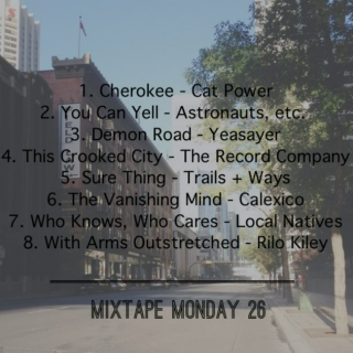 Mixtape Monday 26