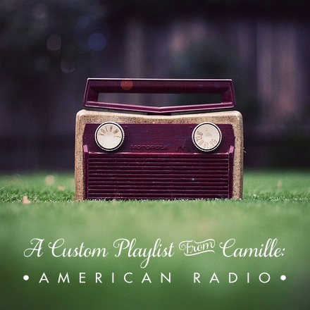 American Radio from CamilleStyles.com