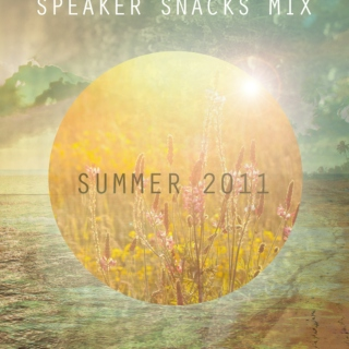 Speaker Snacks Mixtape: Summer 2011