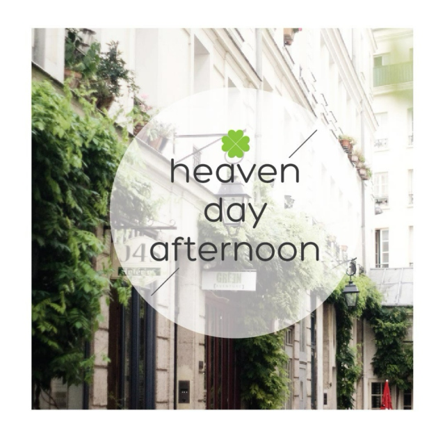 Heaven Day Afternoon #01