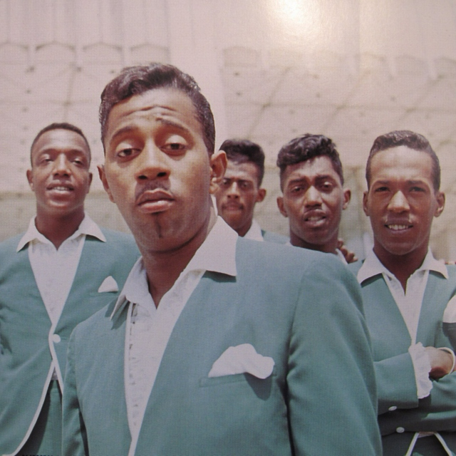 Tempted by The Temptations