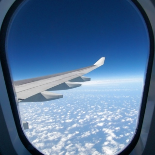 songs for 33,000 feet above ground.