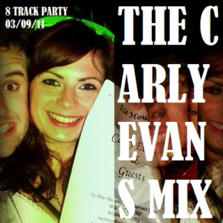 The Carly Evans Mix (8 Track Party)