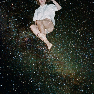 baby, I am floating in space