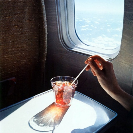 Cloud Covers and Flight Cocktails - A mix for heading home