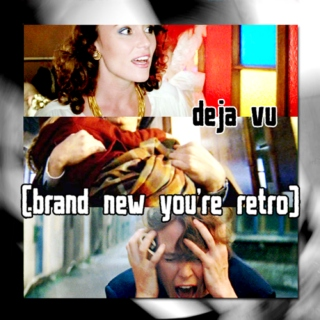 brand new you're retro