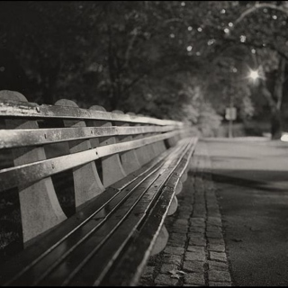 Sitting on a NYC Parkbench ...watching the people go by mix