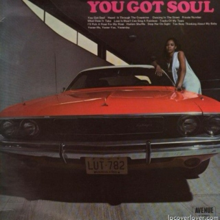 You Got Soul !!! by Speaker Mix