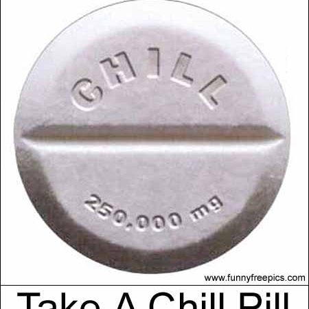 you gots to chill. volume 2