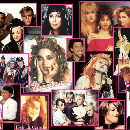 My Awesome 80's Mix