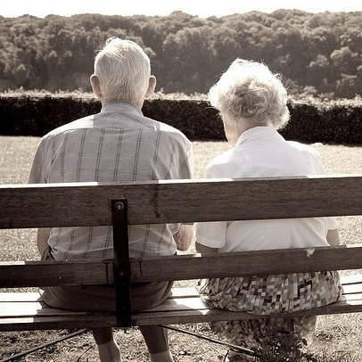 grow old with me, the best is yet to come.