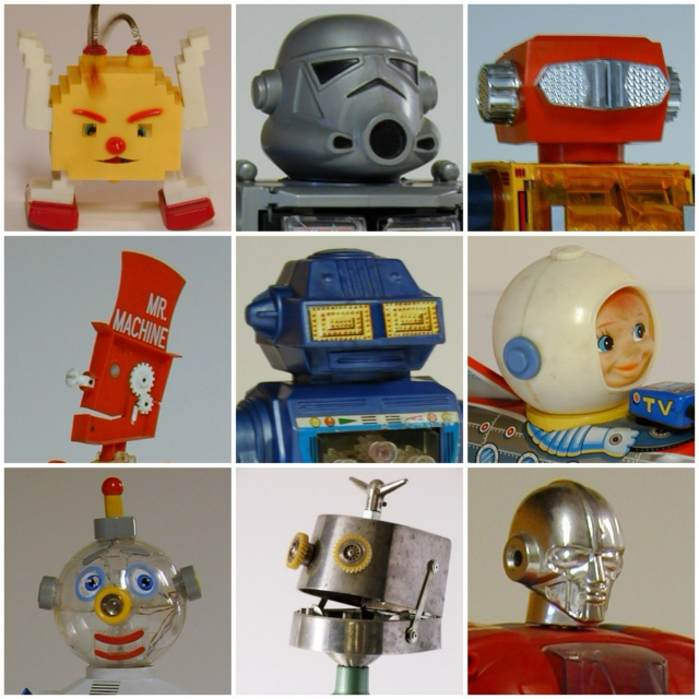 We are the robots