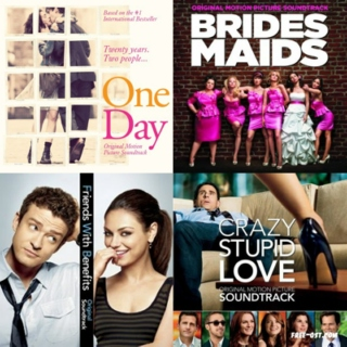 Rom-com soundtracks 2011