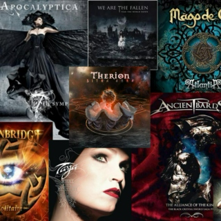 Symphonic Metal - Release in 2010