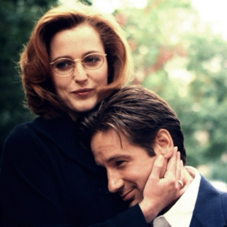 I still have you, Scully.