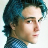 Blue Hair Mix