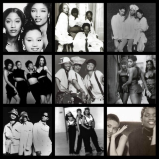 Girl Groups of the 90's - Slow Jams & Love Songs