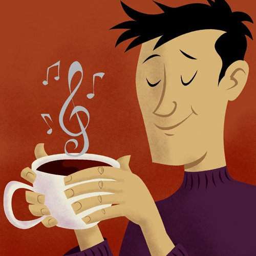 Songs to drink coffee to