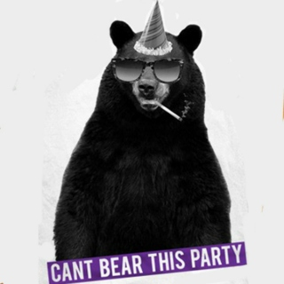 Can't Bear This Party