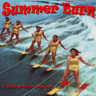 Summer Burn 2010 - a flamgirlant mixtape