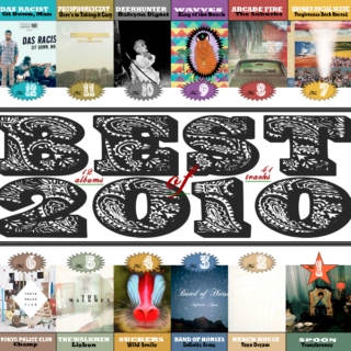 Malted Music's Best of 2010